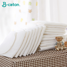 Get more info on the Baby Cotton Cloth Diapers Baby Diaper Reusable Washable100%Cotton Bird'S Eye Fabric Built-In Absorbent Cotton Thickening 35X15Cm