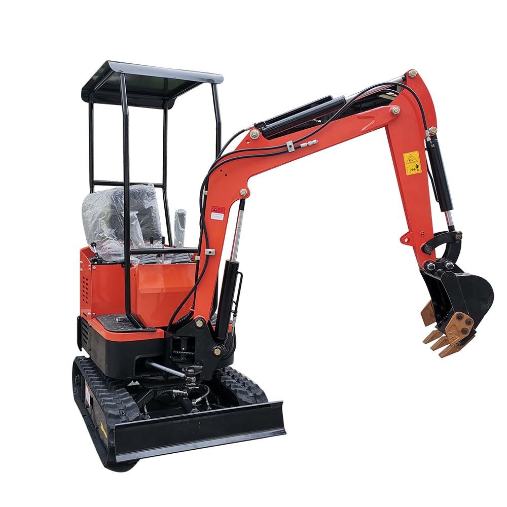 2020 New Hydraulic Mini Excavator ...