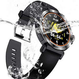Image 5 - SENBONO 2020 Sport IP68 Pantalla de reloj inteligente a prueba de agua, reloj táctil para hombres, reloj para mujeres, rastreador de Fitness, reloj inteligente para IOS y Android