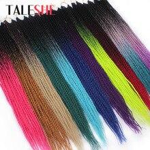 Senegalese Twist Hair Ombre Braiding Hair Crochet Extensions