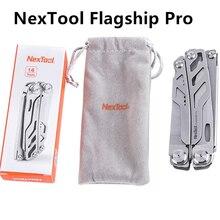 Многофункциональный инструмент NEXTOOL Flagship Pro 16 в 1 или мини флагманский 10 в 1 Карманный Набор плоскогубцев для повседневного использования от...