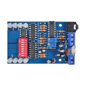 Image 3 - GHXAMP, двойной 40 светодиодный индикатор уровня музыкального спектра, плата аудио MP3, индикатор управления звуком VU измерительный усилитель сабвуфер для автомобиля 5 В