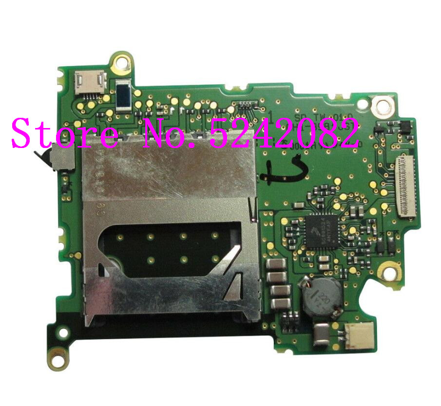 NEW Original 600D Card Board For Canon T3i FOR EOS Kiss X5 FOR EOS 600D SD Card Slot 600D Board Camera Repair Part
