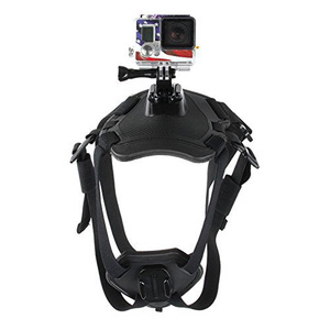 Image 5 - Fetch Dog Mount Harness Chest Strap Mount for Gopro Hero 87 6 5 4 session 3 OSMO SJCAM Xiaomi Yi 4K GO H9 PRO Camera Accessories