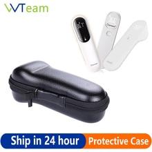 iHealth Protective Storage Bag EVA Carrying Case For xiaomi iHealth NTF3000 Termometro semi waterproof shockproof