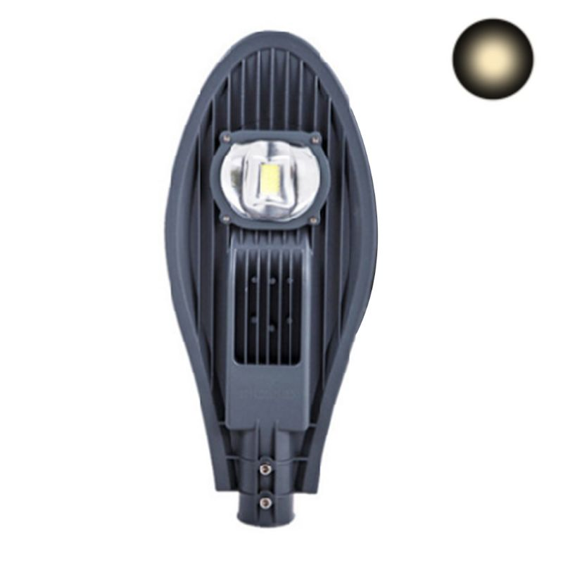 220V 30W LED Street Light 130-140 Lumens Ultra Bright Flood Lamp IP65 Waterproof Road Lighting for Outdoor Garden Park Industry