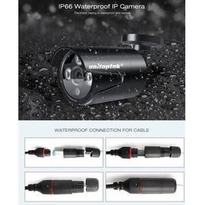 Image 4 - H.265 4CH 48V POE NVR Kit Security Camera CCTV System With 4Pcs 4.0MP CCTV Security IP Camera Outdoor IR Night Vision P2P XMEye