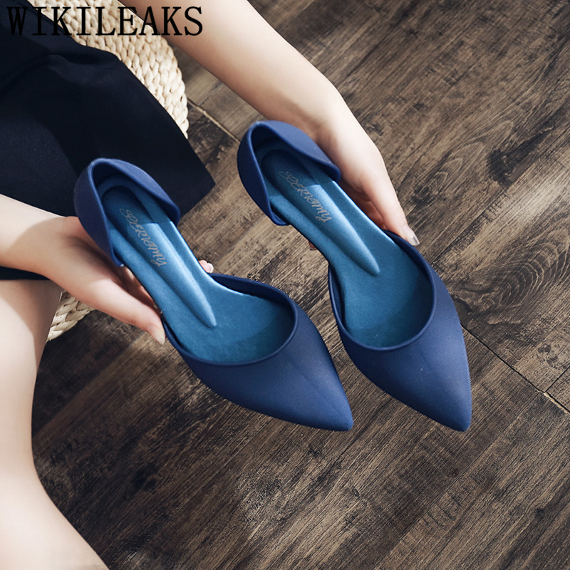 Pointed Heels Fashion Low Heel Shoes Elegant Shoes For Woman Party Shoes Chaussure Mariage Femme Buty Damskie Туфли На Каблуке 5