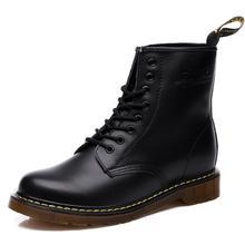 Высококачественные мужские ботинки из спилка; Брендовые мужские зимние ботинки; теплые удобные ботинки на меху; обувь в коробке; ST324