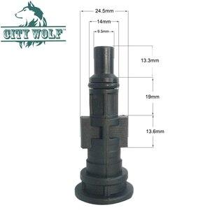 Image 5 - جهاز تنظيف يعمل بالضغط العالي مسدس رش المياه M14x1.2mm موضوع متصل بندقية بلاستيكية ل Lavor Sterwin الطابق الجدار cleaing ملحق