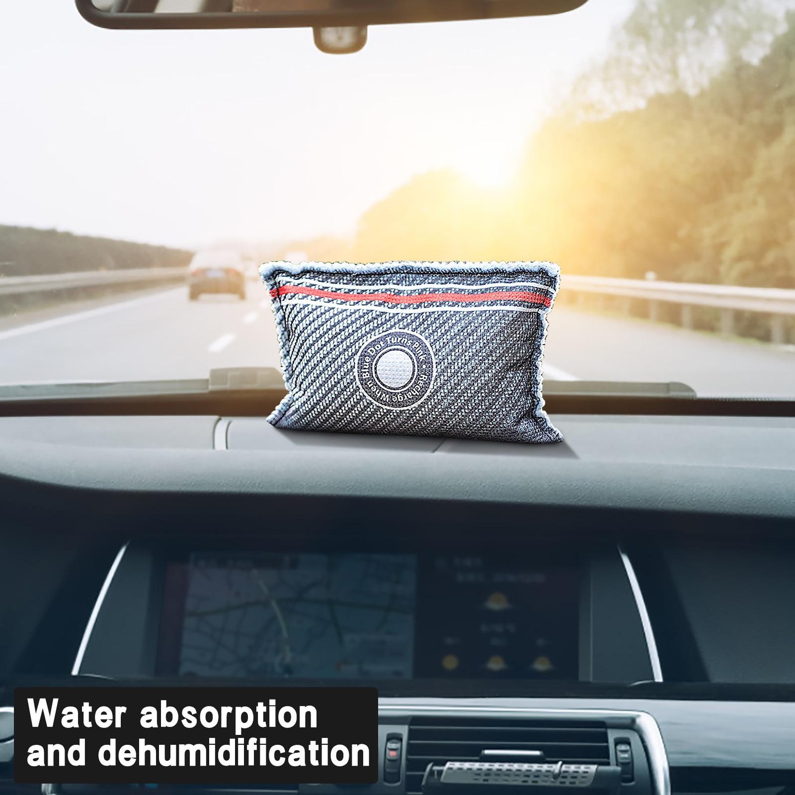 Универсальный осушитель для салона автомобиля, нетоксичный силиконовый осушитель, осушитель для автомобиля, сырость, влажность поглотител...