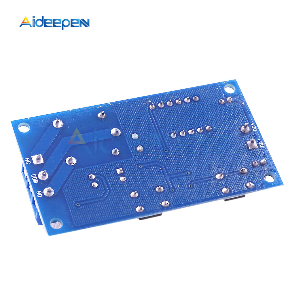 DC12V Multi-function Module Delay Time Infinite Switch Module Timer Delay Relay