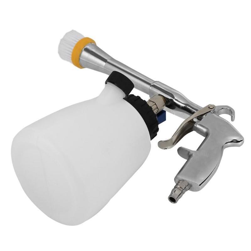 Image 3 - High Pressure Car Wash Water Gun for Tornador Washer Auto Interior Deep Detailing Cleaning Machine Sprayer Gun with Brush-in Water Gun & Snow Foam Lance from Automobiles & Motorcycles