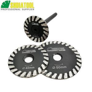 Image 4 - DIATOOL 1 st mini blade met verwijderbare 6mm schacht en 2 stks mini bladen zonder verwijderbare 6mm schacht