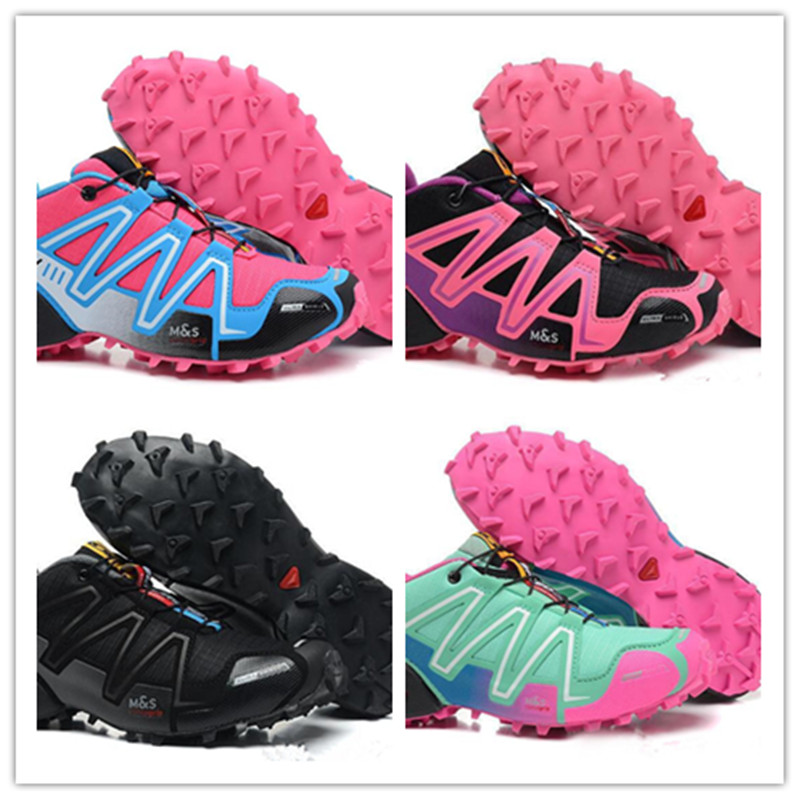 2020 New Casual Shoes Women 3 Black Red White Comfortable Breathable Sneaker Fashion Outdoor Flat Shoes Size 36-41 Speedcros