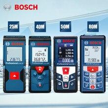 Bosch instrumento de medição doutor rangefinder infravermelho handheld laser eletrônico sala medição régua 30/40/50/80 metros