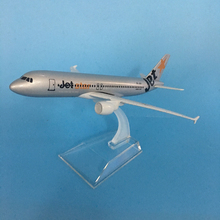 Jetstar AIRWAYS Airbus A320 Mô Hình Máy Bay Diecast Kim Loại Máy Bay Mô Hình 16cm 1:400 Máy Bay Đồ Chơi Mô Hình Máy Bay