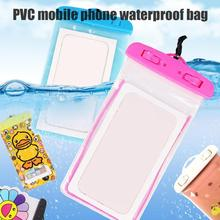 Case-Cover Swimming-Bag Diving Waterproof Drift for Phone Beach-Pool Skiing Underwater-Dry-Bag