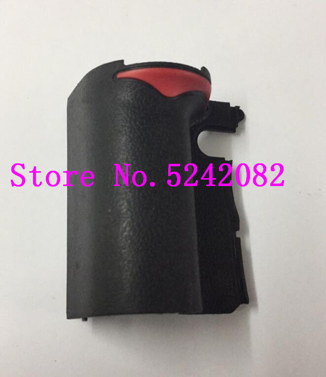 New Front Hand Main Grip Rubber Cover Repair Part For Nikon D7000 DSLR Camera Replacement Unit Repair Part