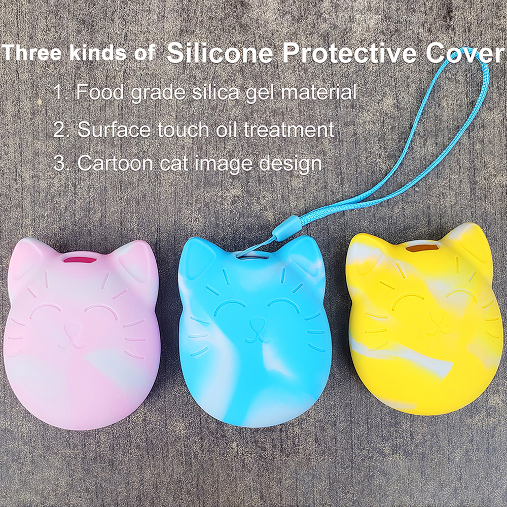 2019 Protective Cover Shell Pet Game Machine Silicone Case For Cartoon Electronic Pet Game Machine Handheld Virtual Pet Kids Toy