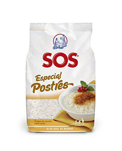 Arroz Especial Postres Sos 500g