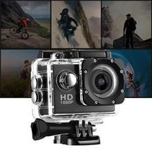цена на Full HD Action Camera Sport Camcorder Ultra HD 4K WiFi Remote Control Sports Video Camcorder DVR DV Waterproof Pro Camera