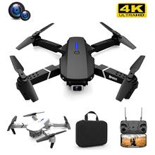 Mini Drone 4K profesjonalne HD FPV RC Dron kwadrokopter z kamerą ufo drony latające zabawki dla chłopców nastolatki dziecko Drone Skimmer tanie tanio APEX CN (pochodzenie) Metal Z tworzywa sztucznego 100M 8 5cm*8 5cm*8cm Dr002 4 kanały Oryginalne pudełko Baterie Instrukcja obsługi