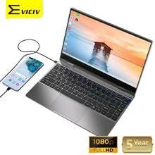 EVICIV LapDock SAMSUNG Dex için şarj edilebilir taşınabilir monitörü Huawei kolay projeksiyon ortağı dokunmatik ekran klavye LCD ekran USB