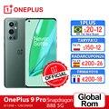 OnePlus 9 Pro 8GB 256GB Smartphone Snapdragon 888 5G 6.7 ''120Hz Flüssigkeit Display 2,0 Hasselblad 50MP Kamera OnePlus Offizielle Shop
