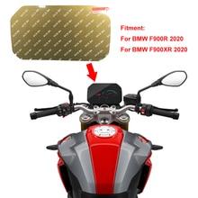 For BMW F900R F900XR F 900 R F 900 XR Cluster Scratch Screen Protection Film Dashboard screen Protector 2020 F900R / F900XR