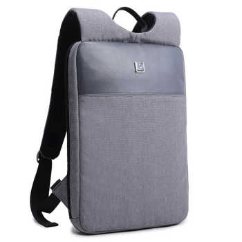 2020 new ultra-thin laptop bag men\'s business casual bag Korean version of fashion simple and lightweight backpack waterproof