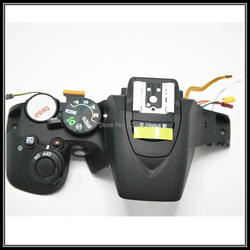 RepairPartsForNikonD5600TopCaseCoverAssyWithPushButtonSwitch