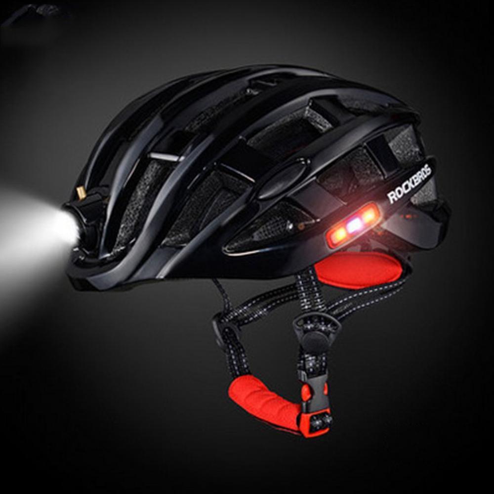 ROCKBROS casque de sport de plein air avec VTT léger casque de sécurité pour vélo vélo équitation
