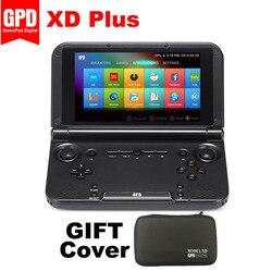 Nuovo Gpd Xd Plus 4 Gb/32 Gb 5 Pollici Android7.1 Gamepad Tablet Pc MT8176 Hexa Core Manico Lungo H-IPS 1280*768 Giocatore Del Gioco di Trasporto Libero