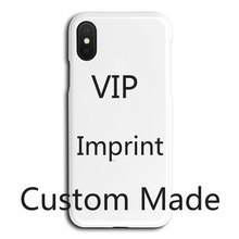 Custom Made VIP Imprint Case for Huawei P40 P30 P20 Pro Mate30 mate20pro Hard Phone Cover Fundas Drop Shipping(China)