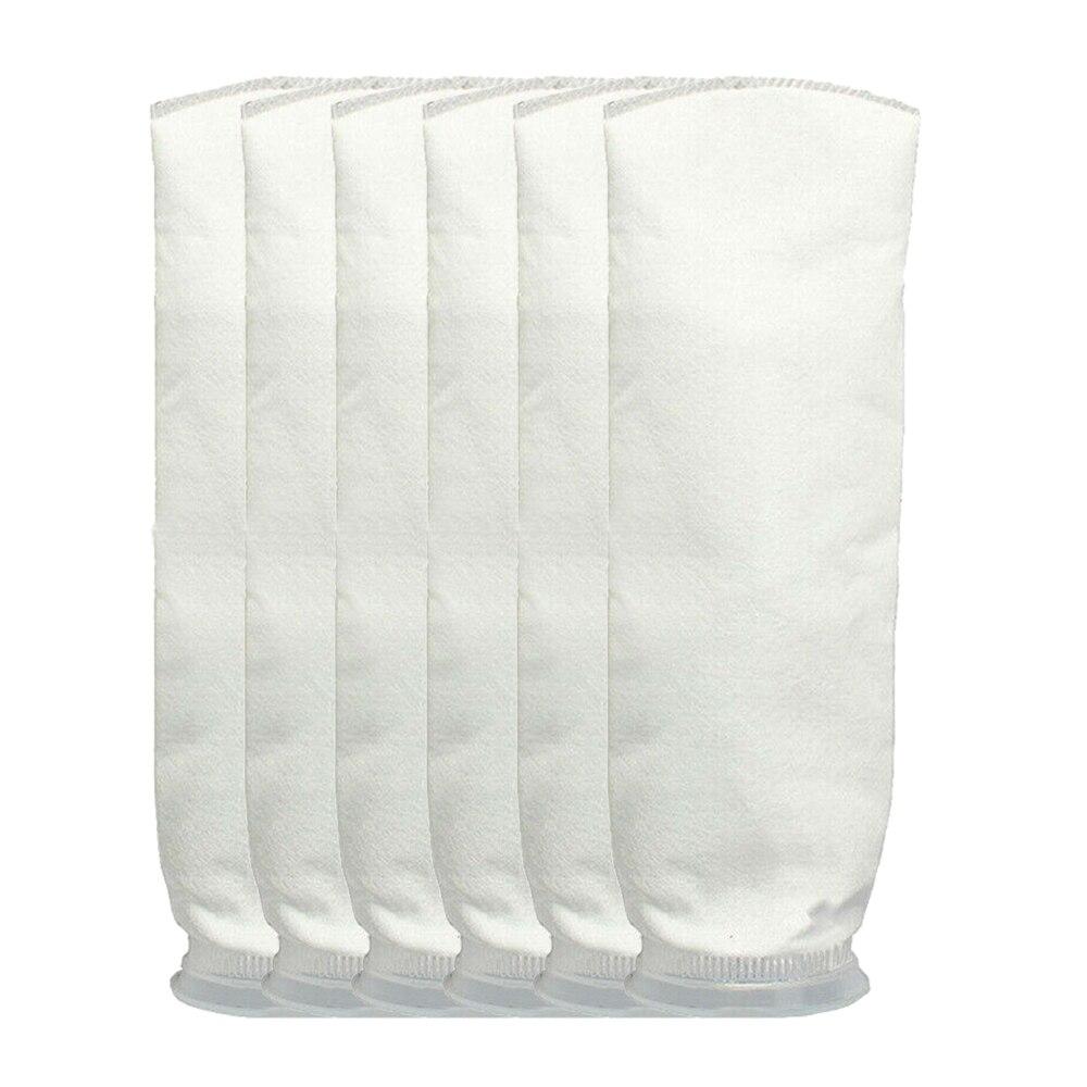 6 шт., мешочек-фильтры для аквариума, 100 мкм, 150 мкм, 200 мкм