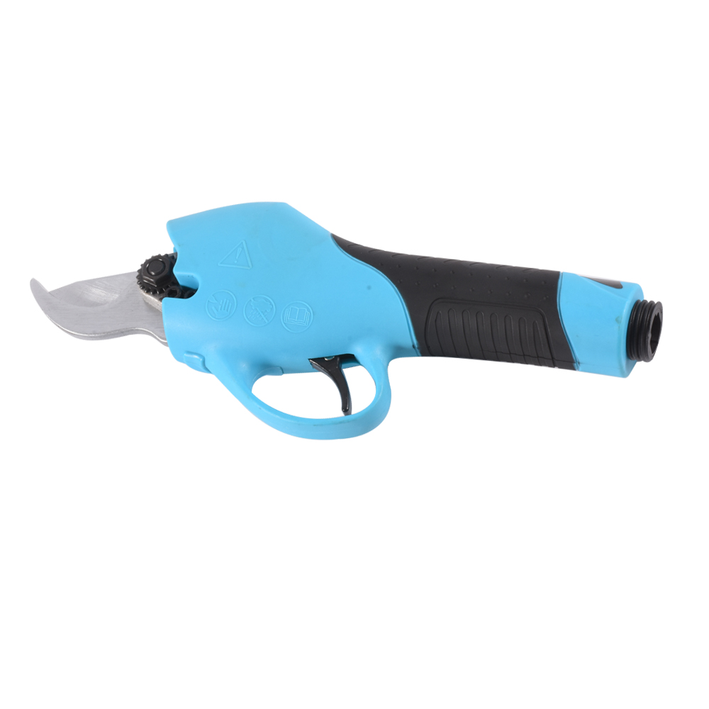 Electric Pruning Shears 36V 450W Rechargeable 4400mah Lithium Battery Pruning Shears Back Type 3 Cm Scissors Garden Repair Tool
