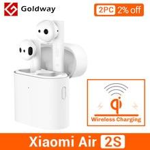 Nuevo Xiaomi Airdots Pro 2 S TWS Bluetooth 2 S 2 S Mi verdadero auricular inalámbrico 2 Control de voz inteligente LHDC Tap Control Dual MIC