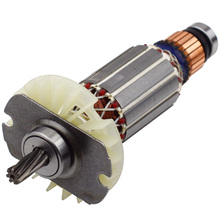 Ancrage de Rotor à Armature 220 240V pour BOSCH GBH 2 26, 2 26dre GBH2 26 DFR, marteau rotatif électrique, 7 dents avec bandage