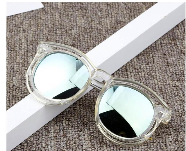 Infant Kids Baby Girls Boys Summer Sunglasses Solid Frame Toddler Eye Glasses