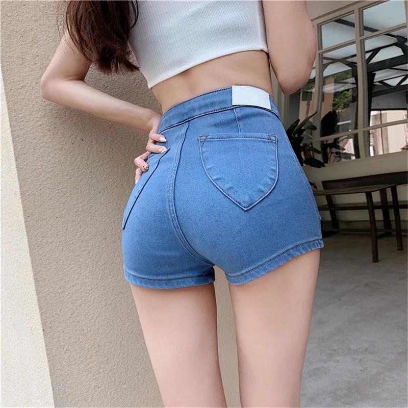 Tight Teen Shorts