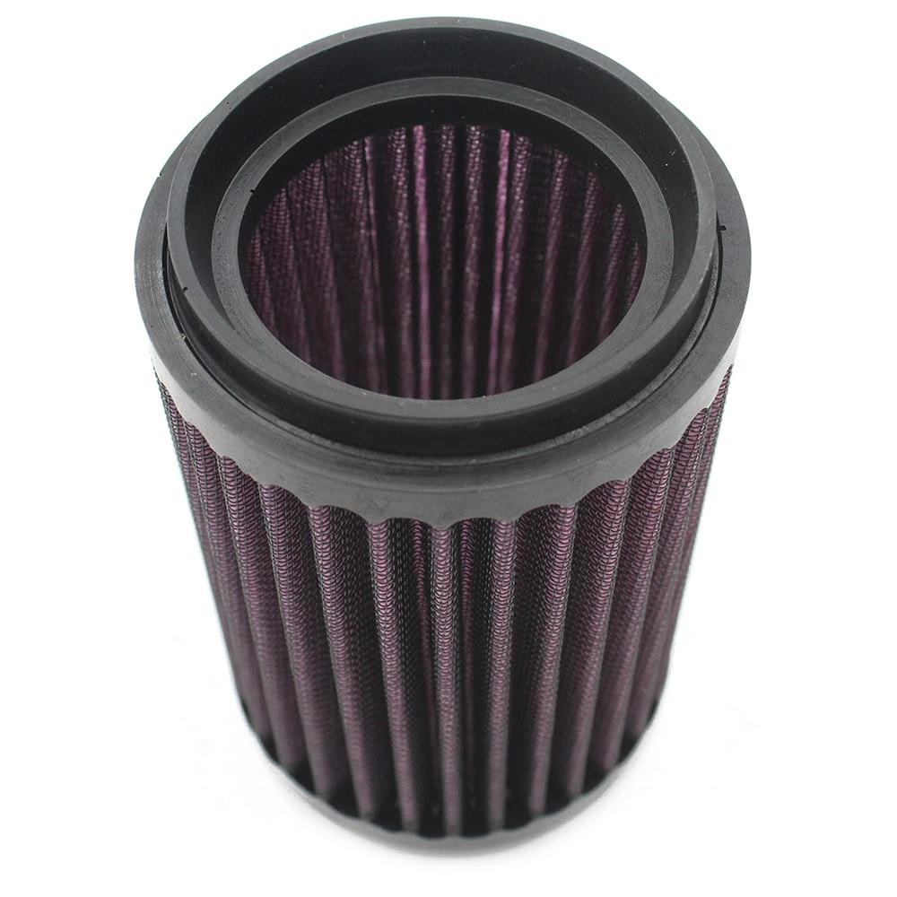 Motorcycle Air Filter Motor Bike Intake Cleaner for Ducati 696/795/796/821/1000/1100 Scrambler