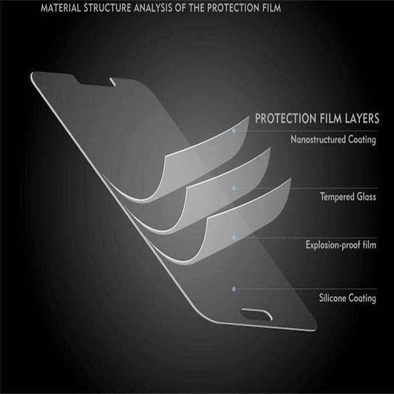 Image 2 - 2 Pcs Tempered Glass VIVO V17 Neo Screen Protector VIVO V17 Neo V 17 V17Neo Tempered Glass VIVO V17 Neo Protective Film-in Phone Screen Protectors from Cellphones & Telecommunications