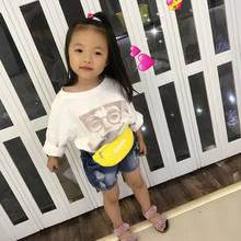 2020 hot Fashion New Toddler cool Baby Girls Kids Sports Waist Bag Pack Outdoor Pouch Belt Hip Chest Crossbody Travel Purse(China)
