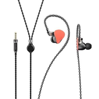 NFAudio NF2u 2 Unit Knowles Balanced Armature In Ear Monitor HiFi Earphones