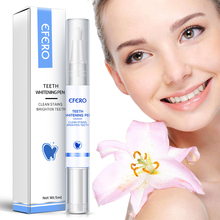 Teeth Whitening Rotary Pen Remove Stains Brighten Yellow Tooth Deep Cleaning Bleaching Pen Oral Hygiene Essence TSLM2