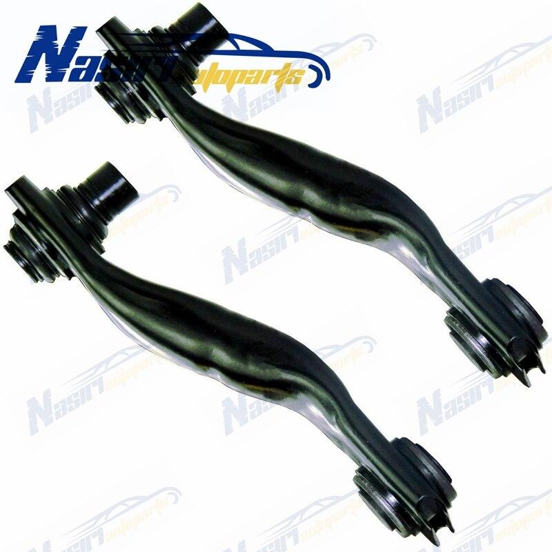 Paire de bras de Suspension inférieur arrière pour Jaguar x-type 2002 2003 2004 2005 2006 2007 2008