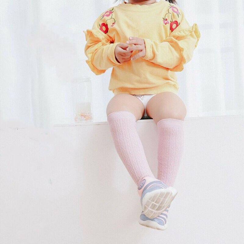 Toddler Knee High Lace Sock Long girls Cute Leg Warmers Fox Socks For Newborns Infantile Autumn Baby kid socks for girls Newborn in Tights Stockings from Mother Kids