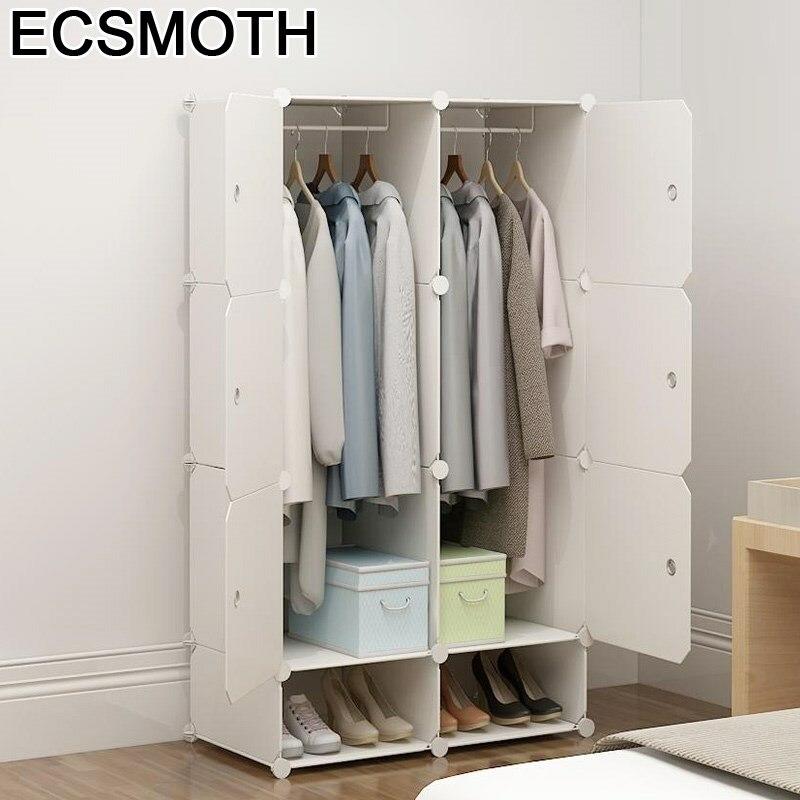 Armoire Chambre Home Mobili Placard Rangement Gabinete Guarda Roupa font b Closet b font Bedroom Furniture