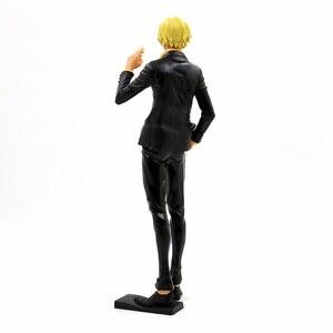 Image 3 - Un Pezzo Grandista Roronoa Zoro Action Figure 1/6 scala dipinte figura Il Grand Uomini di Linea Sanji PVC figure Giocattoli Brinquedos